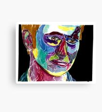 Tenth Doctor / David Tennant Canvas Print
