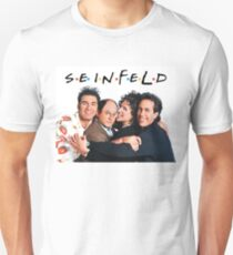 Seinfeld (Friends) Logo  Unisex T-Shirt