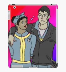 butch being very heterosexual iPad Case/Skin
