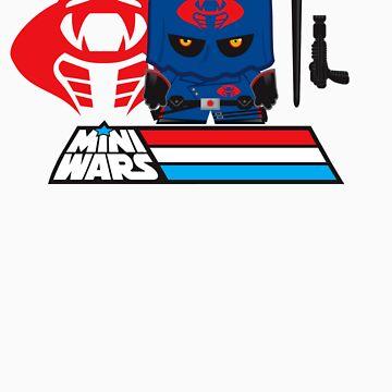 MiniWars: Cobra Commander Variant by miniwars