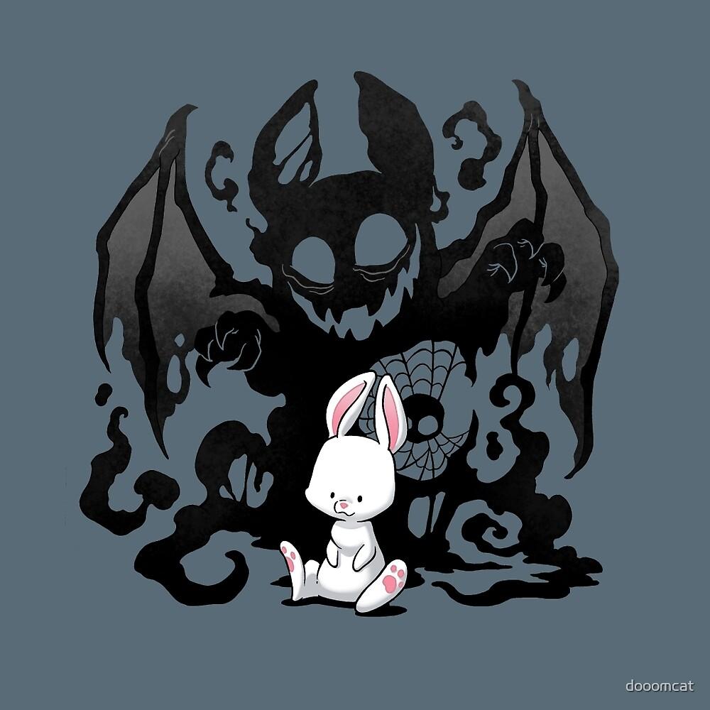Beast Bunny by dooomcat