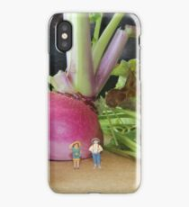 They searched for ingredients to make an apple pie, but their efforts proved fruitless iPhone Case/Skin