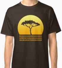 Lion King Song Classic T-Shirt