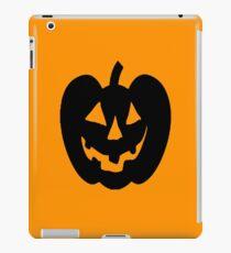 Jack-O-Lantern 1 iPad Case/Skin