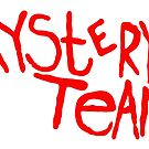 Mystery Team, Allllright!! by Superstartistry