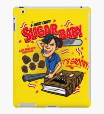 SUGAR BABY - ARMY OF DARKNESS iPad Case/Skin