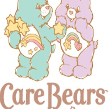 Care Bears by gwendellin