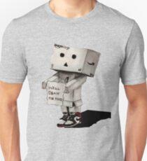 Danbo Drawing Unisex T-Shirt