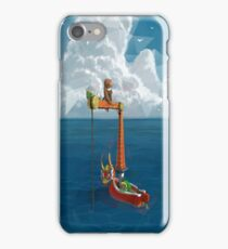 Wind Waker-Lone Ocean  iPhone Case/Skin
