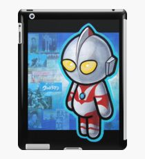 ULTRAMAN POOTERBELLY iPad Case/Skin