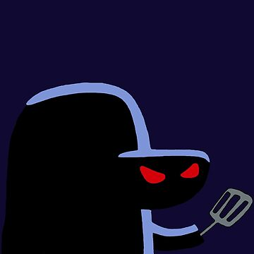 The Hash Slinging Slasher by toastedstew