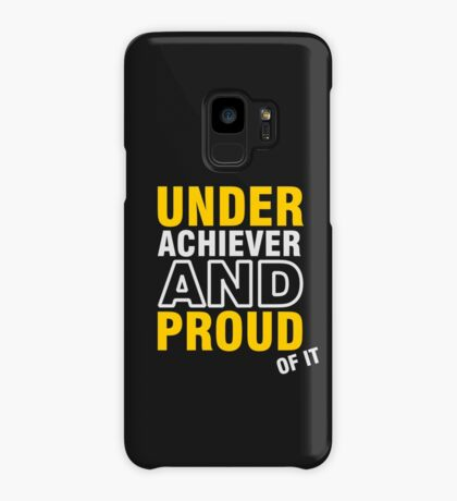 Underachiever and Proud of it VRS2 Case/Skin for Samsung Galaxy