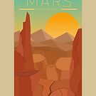 Mars by Collin Scott