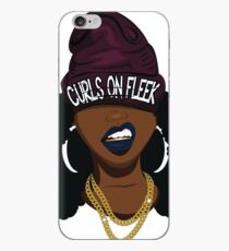 Curls on FLEEK iPhone Case