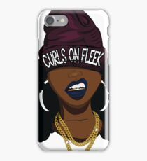 Curls on FLEEK iPhone Case/Skin