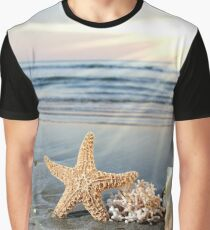 Ocean View Graphic T-Shirt