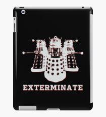 Exterminate iPad Case/Skin
