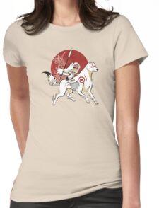 Monokami Womens Fitted T-Shirt