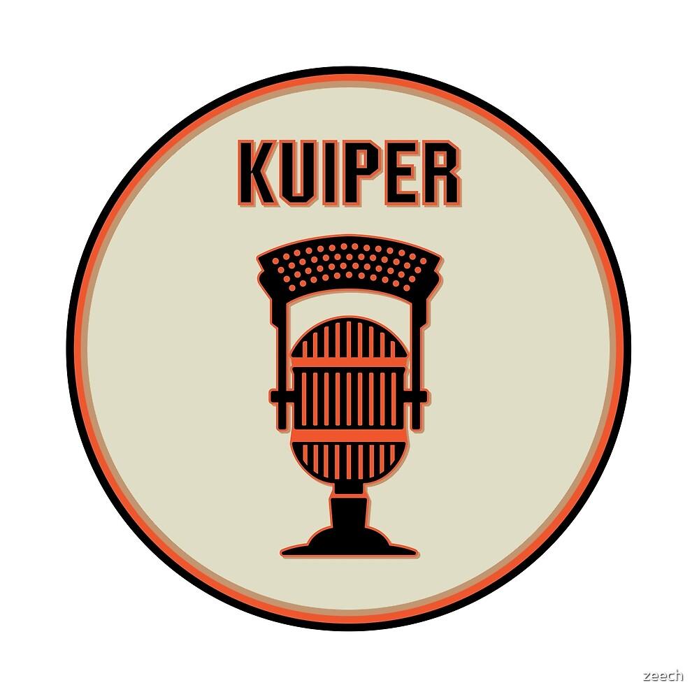 SF Giants Announcer Duane Kuiper Pin by zeech