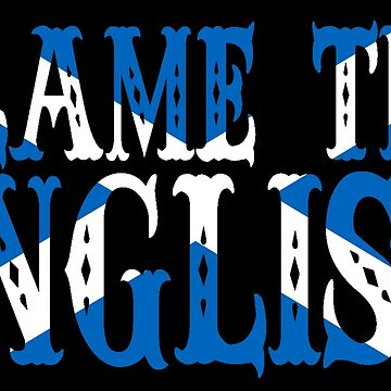 Blame the English by Chiswick