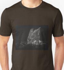 Bottoms up by Liz H Lovell T-Shirt