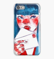 Envelope iPhone Case/Skin