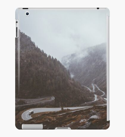 Cars and Curves iPad Case/Skin