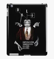 Salvador Dali Surreal Potrait  iPad Case/Skin