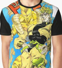 zawarudo Graphic T-Shirt
