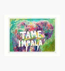 poster tame impala Art Print
