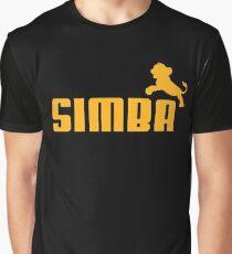 Simba Graphic T-Shirt