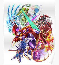 Mega Art Poster