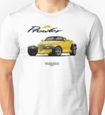 Plymouth Prowler (yellow) Unisex T-Shirt