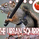 The Urban Squirrel by Ann Morgan