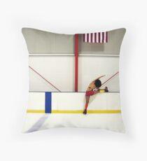 Warm Up Throw Pillow