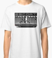 "Escort ""more door"" Silver Classic T-Shirt"