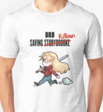 BRB -- Saving Killian Unisex T-Shirt