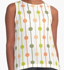 Lines and dots Contrast Tank