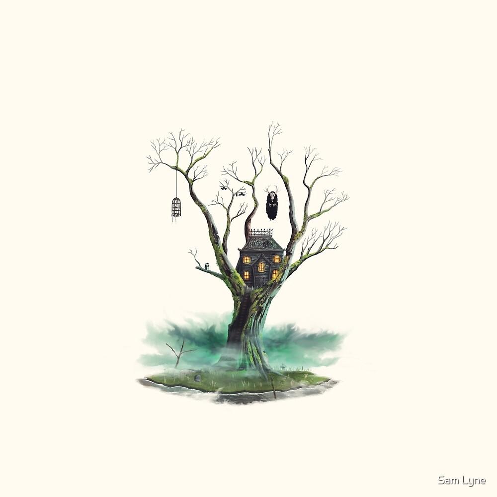 Treehouse of Horror by Sam Lyne