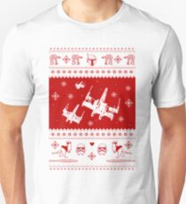 Nerd Pixel Christmas Unisex T-Shirt