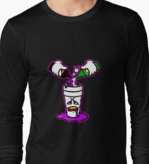 Pour Up in Purple Long Sleeve T-Shirt