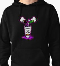 Pour Up in Purple Pullover Hoodie