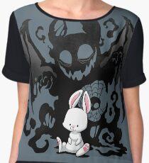 Beast Bunny Chiffon Top