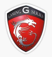 MSI G Gaming Sticker