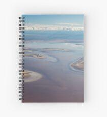 Lake Frome, SA Spiral Notebook