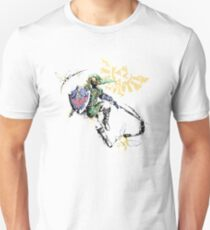 Warrior Graffiti Unisex T-Shirt