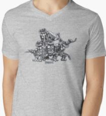 Heroes in a Half Shell!!! T-Shirt