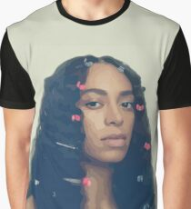 Solange Knowles - A Seat At The Table cover Graphic T-Shirt