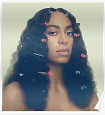 Solange Knowles - A Seat At The Table cover Poster
