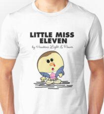 Little Miss Eleven Unisex T-Shirt